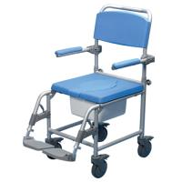 Shower Commode Chair 3