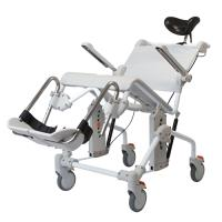 Tilt in Space Shower Commode Chair 1